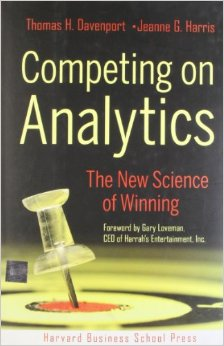 Competiting on Analytics