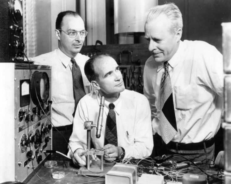 Inventor of the Transistor - Innovation at bell labs