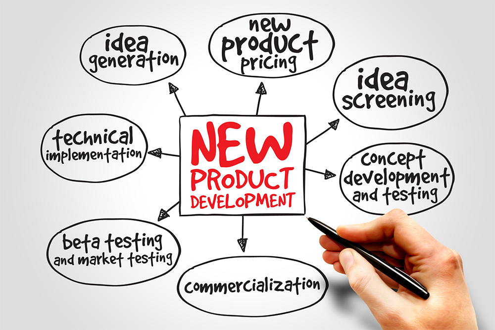Idea Generation and the new product process