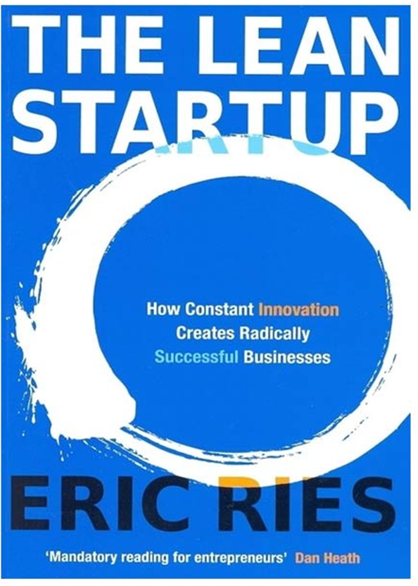 The Lean Startup Constant Innovation Book