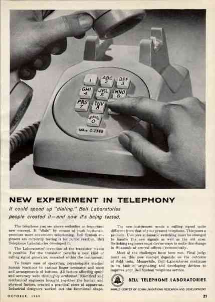 Touchtone-Telephone-Bell-Labs