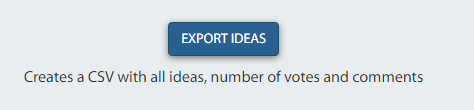 export-ideas