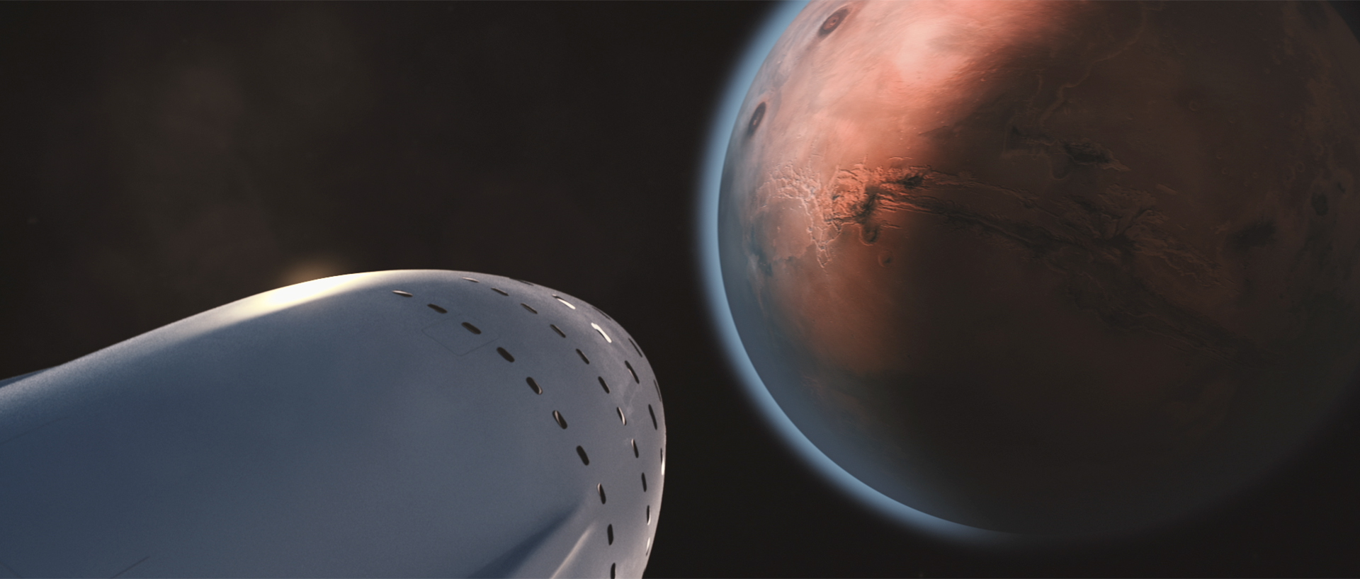 Mars-Space Exploration